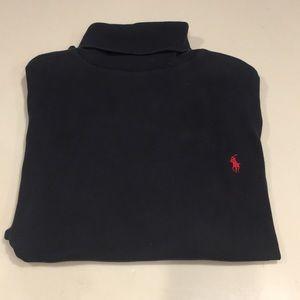 Ralph Lauren Polo long sleeved black turtleneck